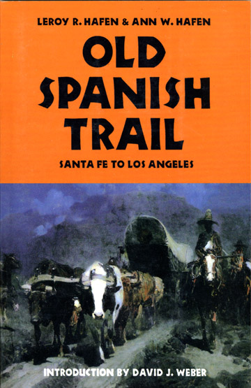 Old Spanish Trail Book