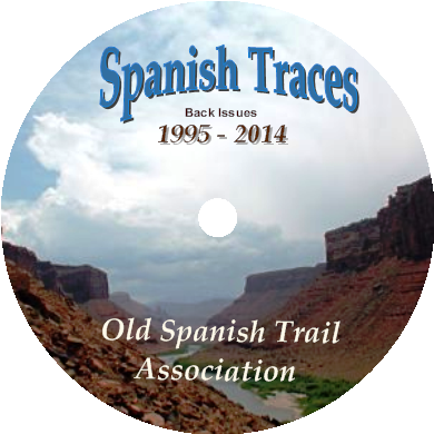 Spanish Trails CD